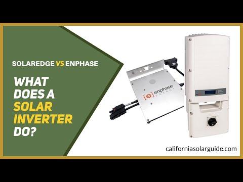 SolarEdge vs Enphase: Which Solar Inverter Is Better? | California Solar Guide