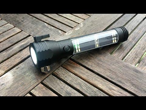 HaloXT Tactical Flashlight